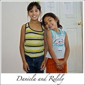 Daniela and Relely